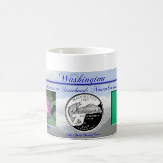 Washington State Commemorative Coffee Mug