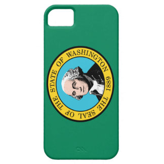 Washington state flag iPhone 5 covers
