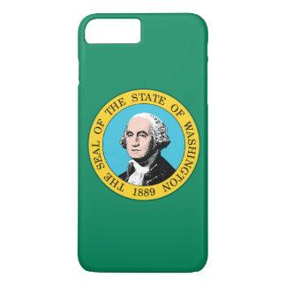 Washington State Flag iPhone 7 Plus Case