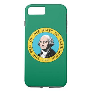 Washington State Flag iPhone 8 Plus/7 Plus Case