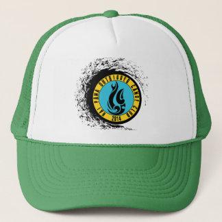 Washington State Flag Kai Pana Wave Trucker Hat