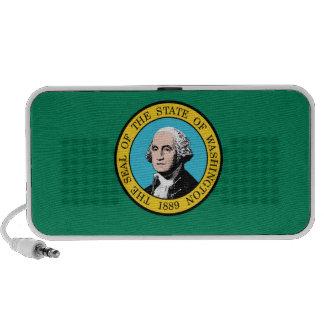 Washington State Flag Speaker System