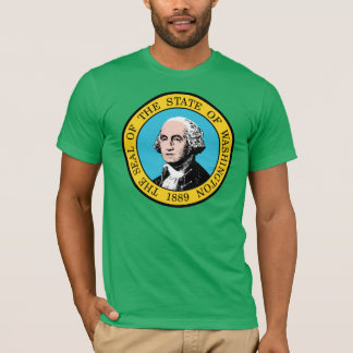 Washington State Flag T-Shirt