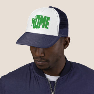 Washington State Home Trucker Hat