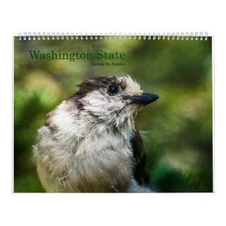 Washington State Nature Calendar II