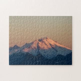 Washington State, North Cascades. Mount Baker Jigsaw Puzzle