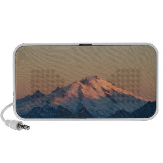 Washington State, North Cascades. Mount Baker iPhone Speakers