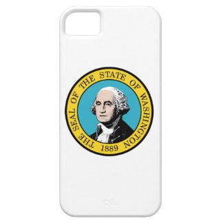 Washington state seal america republic symbol flag iPhone 5 case