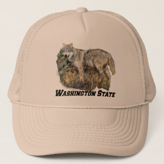 Washington State (Wolf) Hat