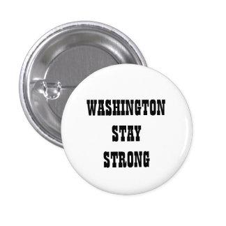 WASHINGTON STAY STRONG BUTTON