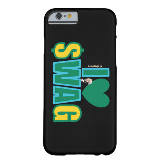 Washington Swag (on a dark) Barely There iPhone 6 Case