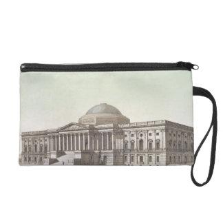 Washington, The Capitol, from 'Le Costume Ancien e Wristlet
