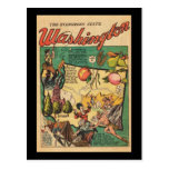 Washington the Evergreen State Post Cards