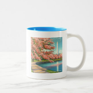 Washington Two-Tone Coffee Mug
