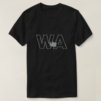 Washington WA state t-shirt