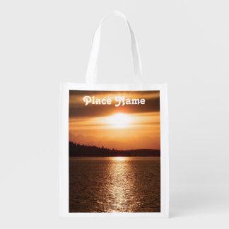 Washington Reusable Grocery Bags