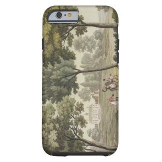 Washington's house at Mount Vernon, from 'Le Costu Tough iPhone 6 Case