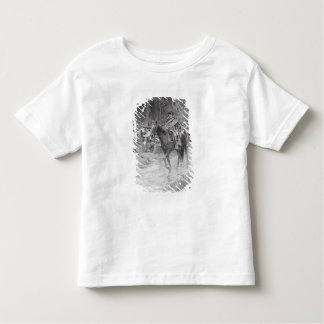 Washington's Retreat from Great Meadows Toddler T-Shirt
