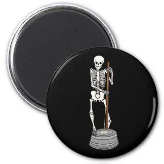 Washtub Bass Bones Magnet