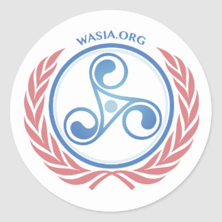WASIA Sticker