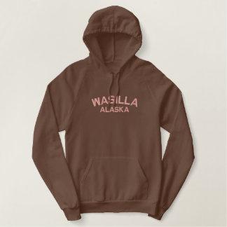 Wasilla Alaska Embroidered Shirt