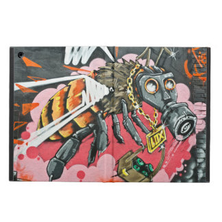 Wasp Graffiti Art Design Case For iPad Air