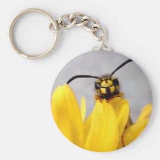 Wasp - key supporters keychains