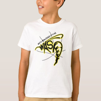 Wasp Kidz Girls T-Shirt