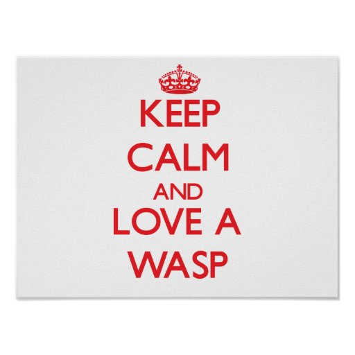 Wasp Posters