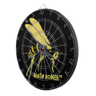 WASP POWER™ DART BOARD