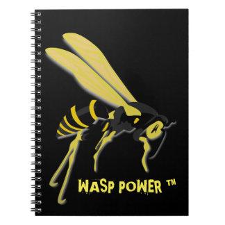 WASP POWER™ NOTEBOOK