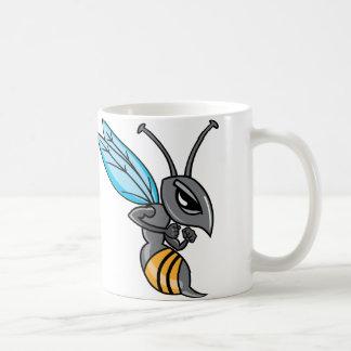 Wasp Sting Coffee Mugs