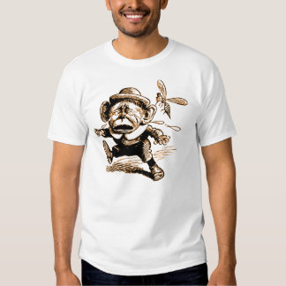 Wasp Stinging Boy Tshirts