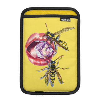 Wasps iPad Mini Sleeve