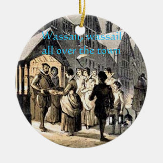 Wassailing Ornament