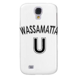 Wassamatta U Galaxy S4 Cases