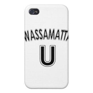 Wassamatta U iPhone 4 Covers