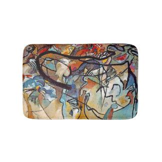 Wassily Kandinsky Composition Five Bath Mats