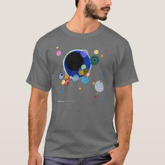 Wassily Kandinsky, Several Circles T-Shirt