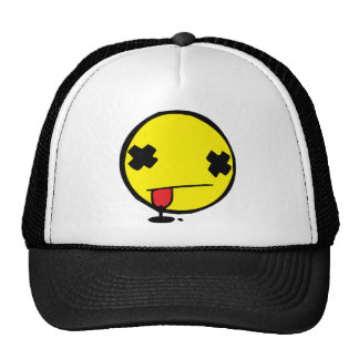 Wasted Smiley Cap