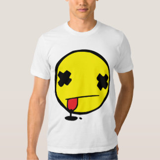 Wasted Smiley Shirt