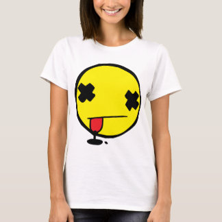 Wasted Smiley T-Shirt
