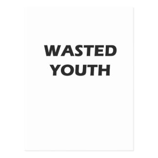 Wasted Youth Rebellion Postcards