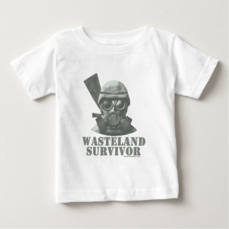 Wasteland Survivor Baby T-Shirt