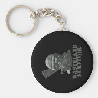 Wasteland Survivor Key Chain