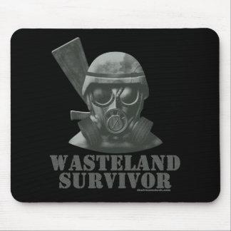Wasteland Survivor Mouse Mat