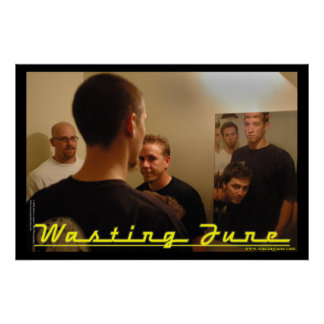 Wasting June Poster