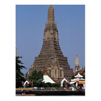 Wat Arun, Bangkok, Thailand Postcard