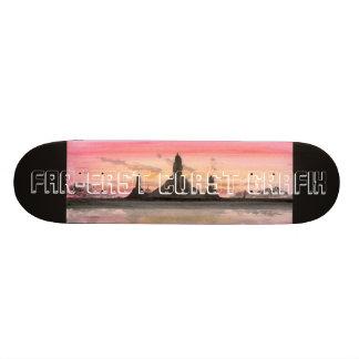 Wat Deck Skate Boards