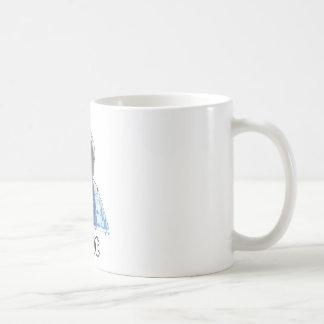 Wat Lady Basic White Mug